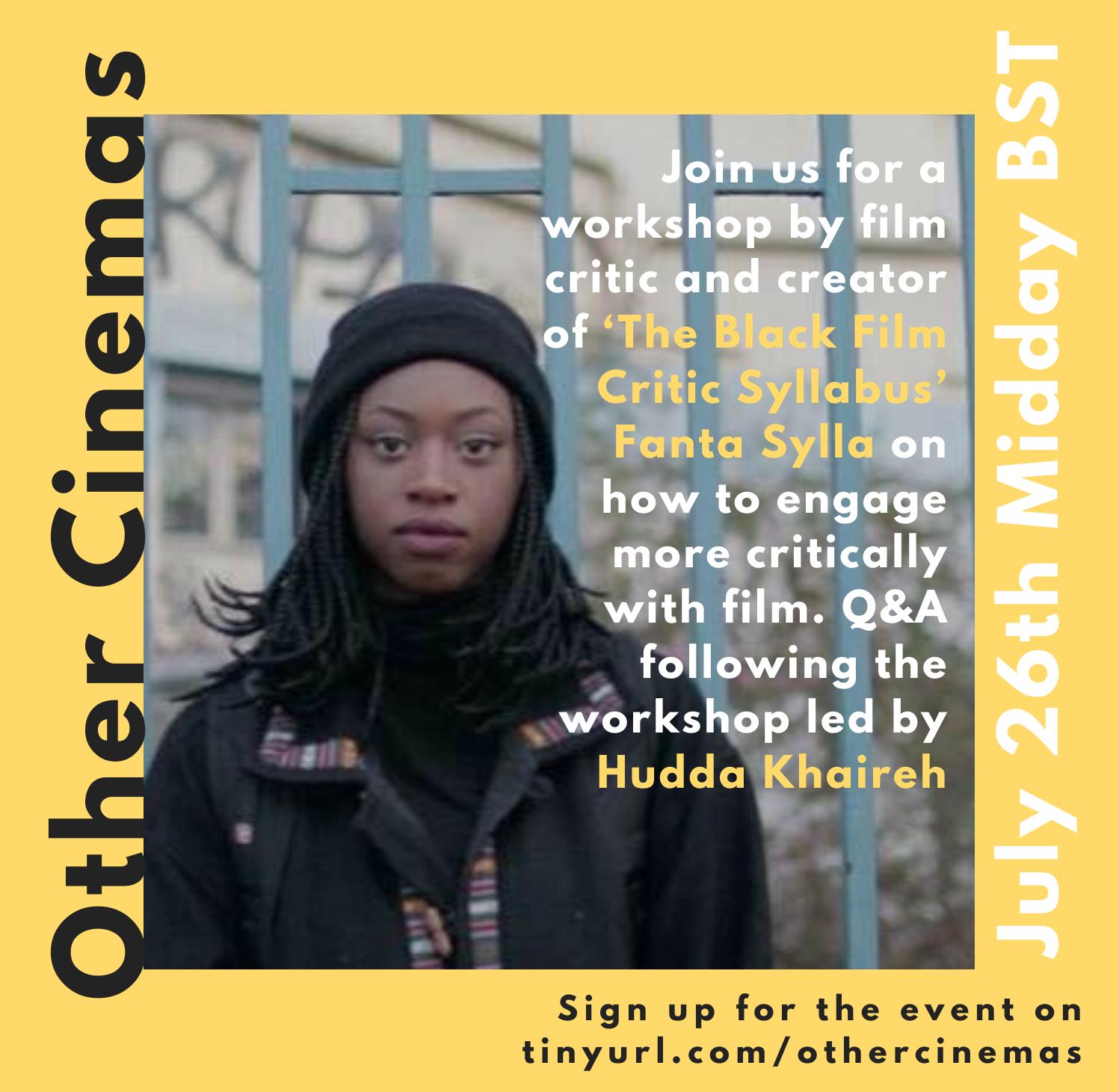 Fanta Sylla – The Black Film Critic Syllabus
